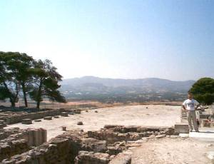Cretan achaeology