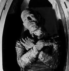 Karloff wasn't the first.  Lazarus was!