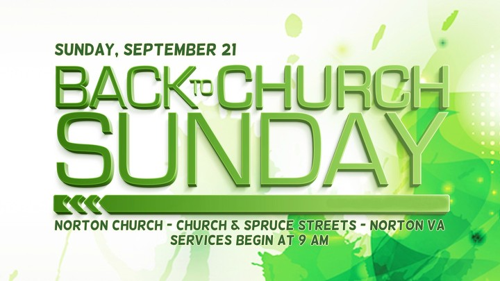 back to church sunday mike s place on the web
