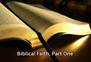 Biblical faith1