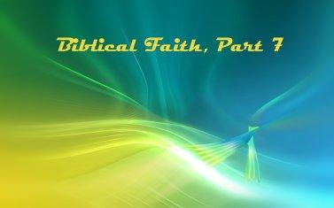 faith 7